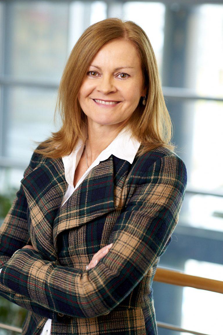 Hermes Europe CEO Carole Walker (Photo: Hermes)