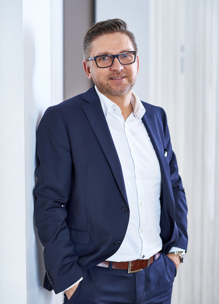 Marco Schlüter, COO Hermes Germany. (Photo: Hermes)