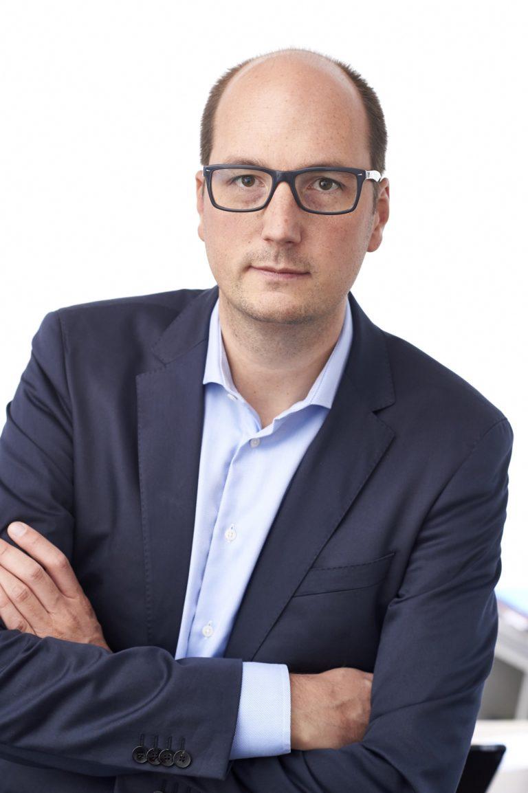 Dennis Kollmann, CSO Hermes Germany (Photo: Hermes)    Sales; Hermes; Managing Board