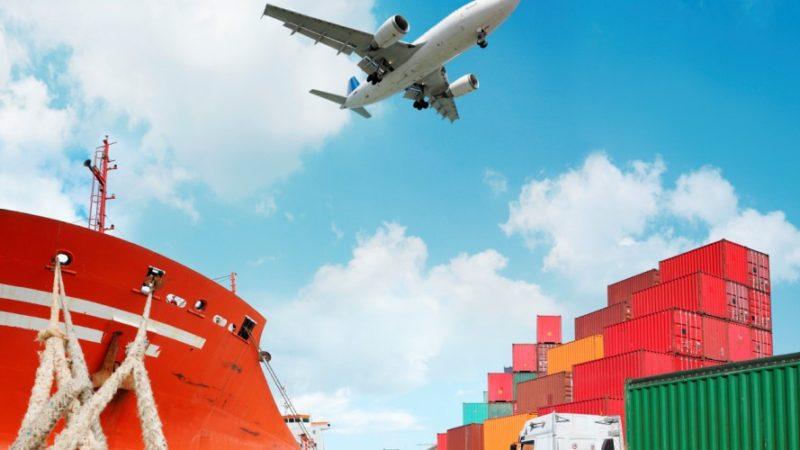 Symbolbild: Globaler Lieferverkehr. (Foto: Hermes)