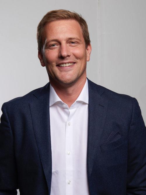 Andreas du Plessis, Geschäftsführer Marketing und Vertrieb,  Hermes Fulfilment