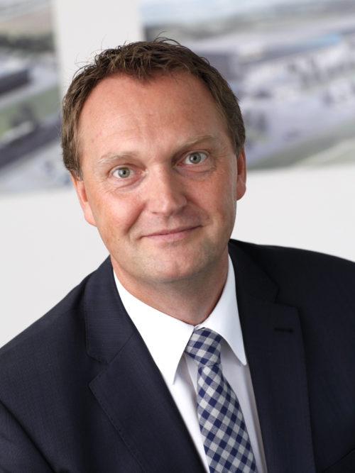 Carsten Meinders, Kfm. Geschäftsführer Hermes Einrichtungs Service