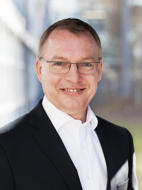 Frank Marquard, Geschäftsführer Operations, Hermes Fulfilment