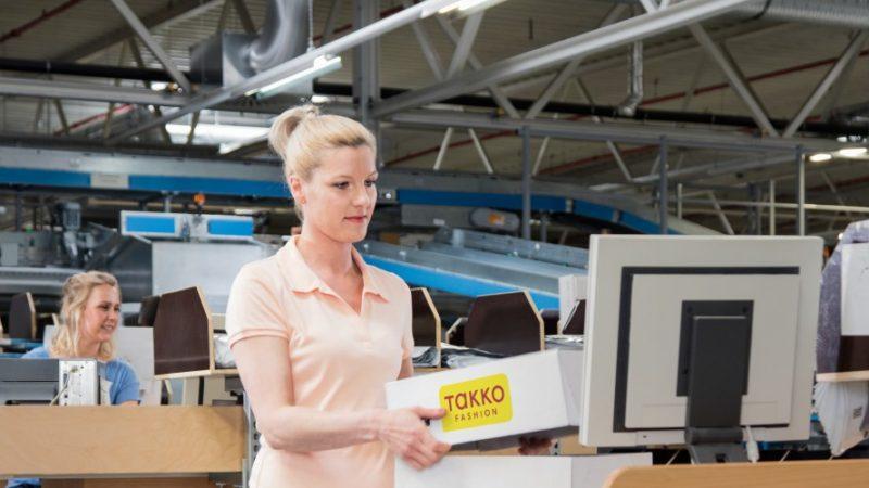 Die Lagerung und Kommissionierung der Ware erfolgt in Haldensleben (Sachsen-Anhalt) im Versandzentrum Südhafen. (Foto: Hermes)
