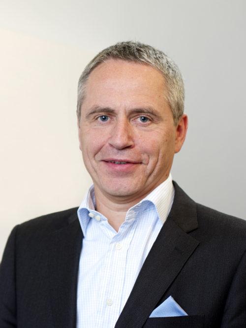 Michael Dumke, Vorsitzender der Geschäftsführung, Hermes OTTO International