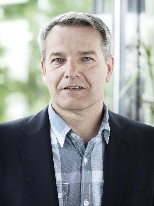Peter Hofmann, Geschäftsführer  Hermes NexTec