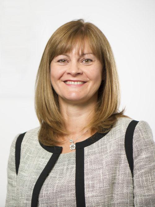 Carole Woodhead, Vorsitzende der Geschäftsführung, Hermes Ltd. UK