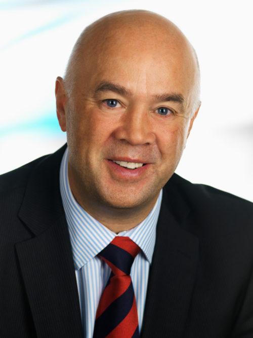 Dieter Zillmann, Geschäftsführer, Hermes Logistik GmbH & Co KG, Österreich