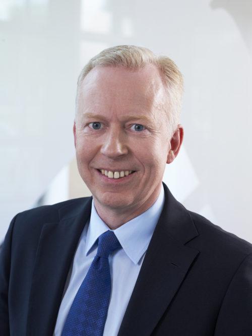 Dirk Rahn, Geschäftsführer Operations, Hermes Germany