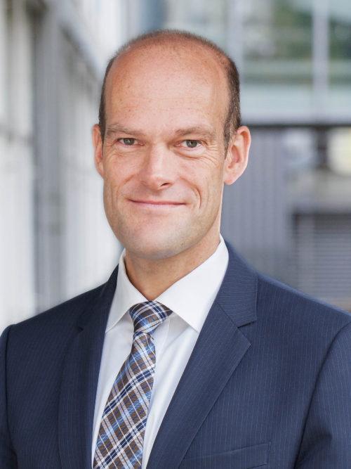 Dr. Georg Rau, Geschäftsführer Human Resources & IT bei Hermes Fulfilment GmbH &  Geschäftsführer Hermes NexTec GmbH