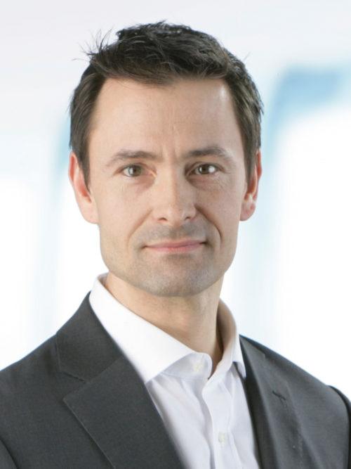 Olaf Schabirosky, Geschäftsführer Projects & Services, Hermes Germany