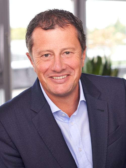 Thomas Horst, Geschäftsführer Sales, Hermes Germany