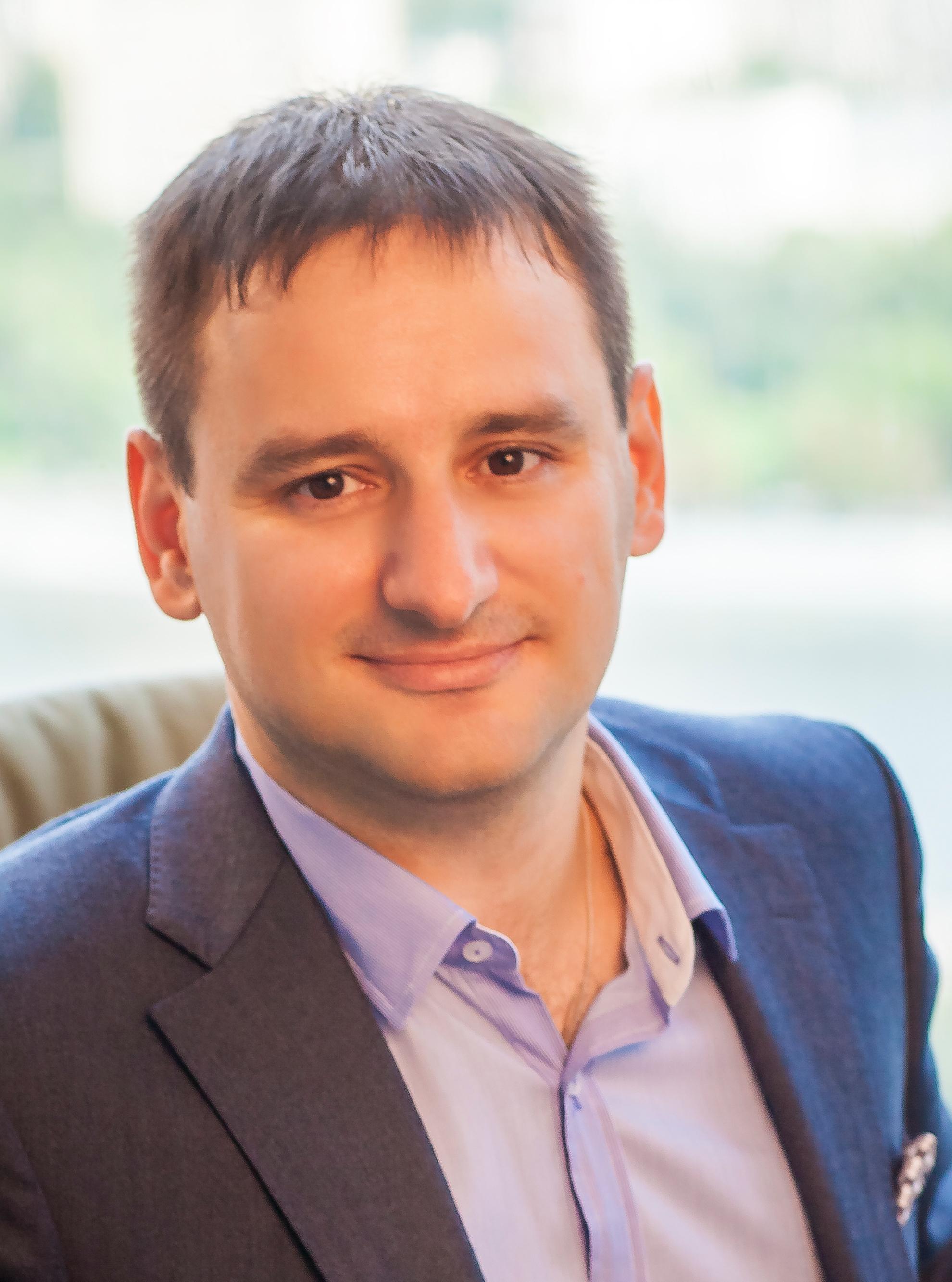 Aleksey Shulev, CEO Hermes Russia
