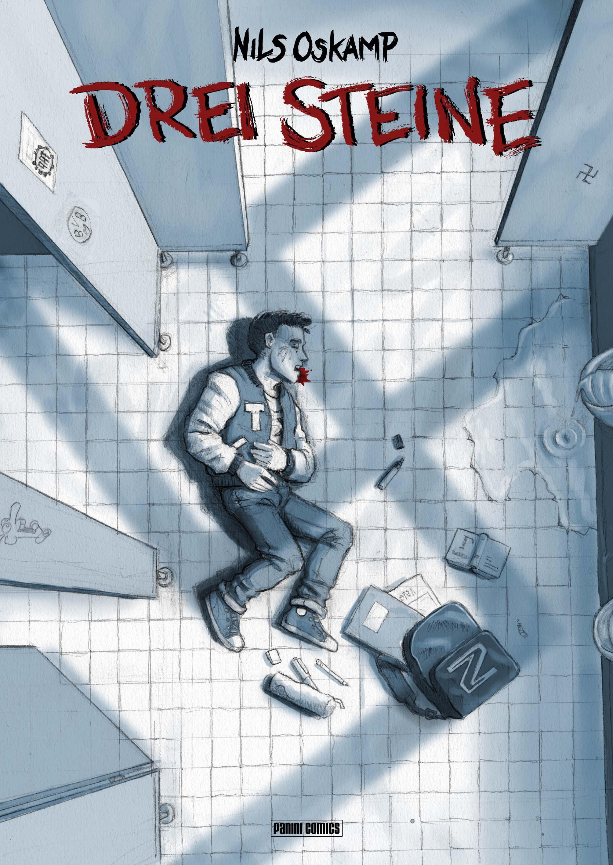 Nils Oskamp: Mit Comics gegen rechte Gewalt   Hermes Newsroom