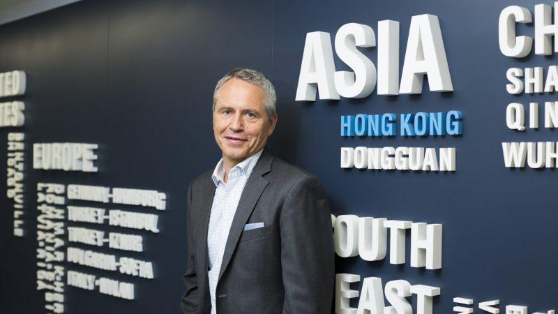 Michael Dumke, Vorsitzender der Geschäfstführung, Hermes-OTTO International