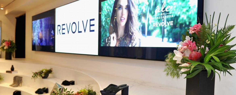 REVOLVE Pop-Up-Store in Los Angeles, Kalifornien. (Foto: REVOLVE)
