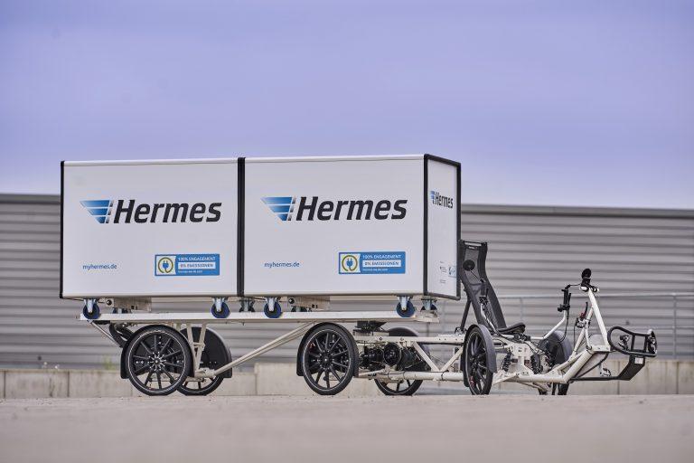 Hermes E-Cargobike